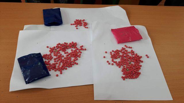 Nghệ An: Bắt đối tượng vận chuyển ma túy